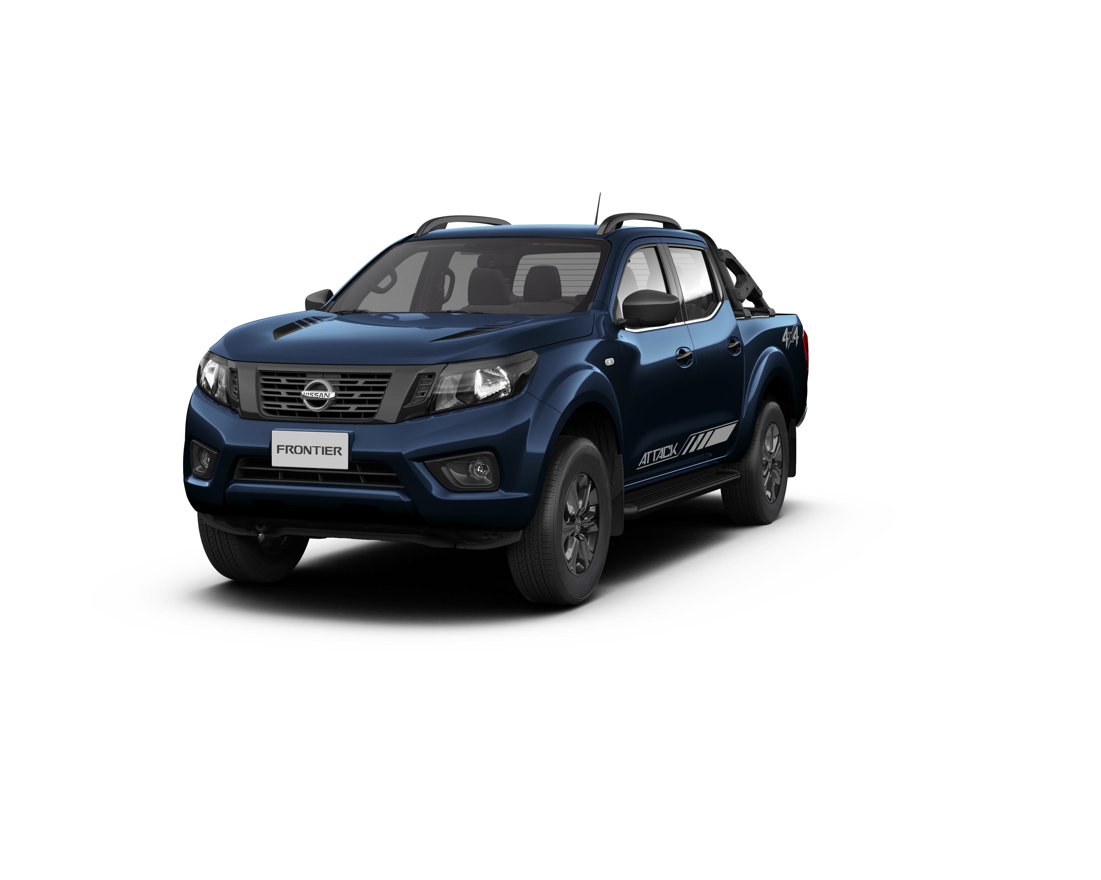 Nova Nissan Frontier Attack AT